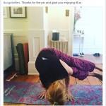 fearne facebook yogamat
