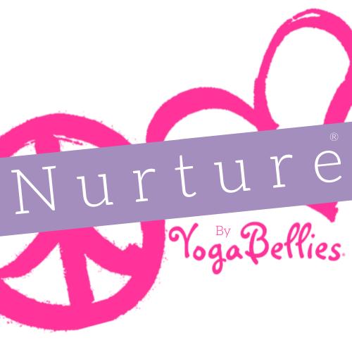 Nurture by YogaBellies logo
